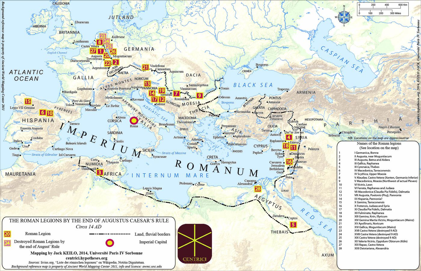 Map Of England 450 Ad.The Roman Empire Explained In 40 Maps Vox