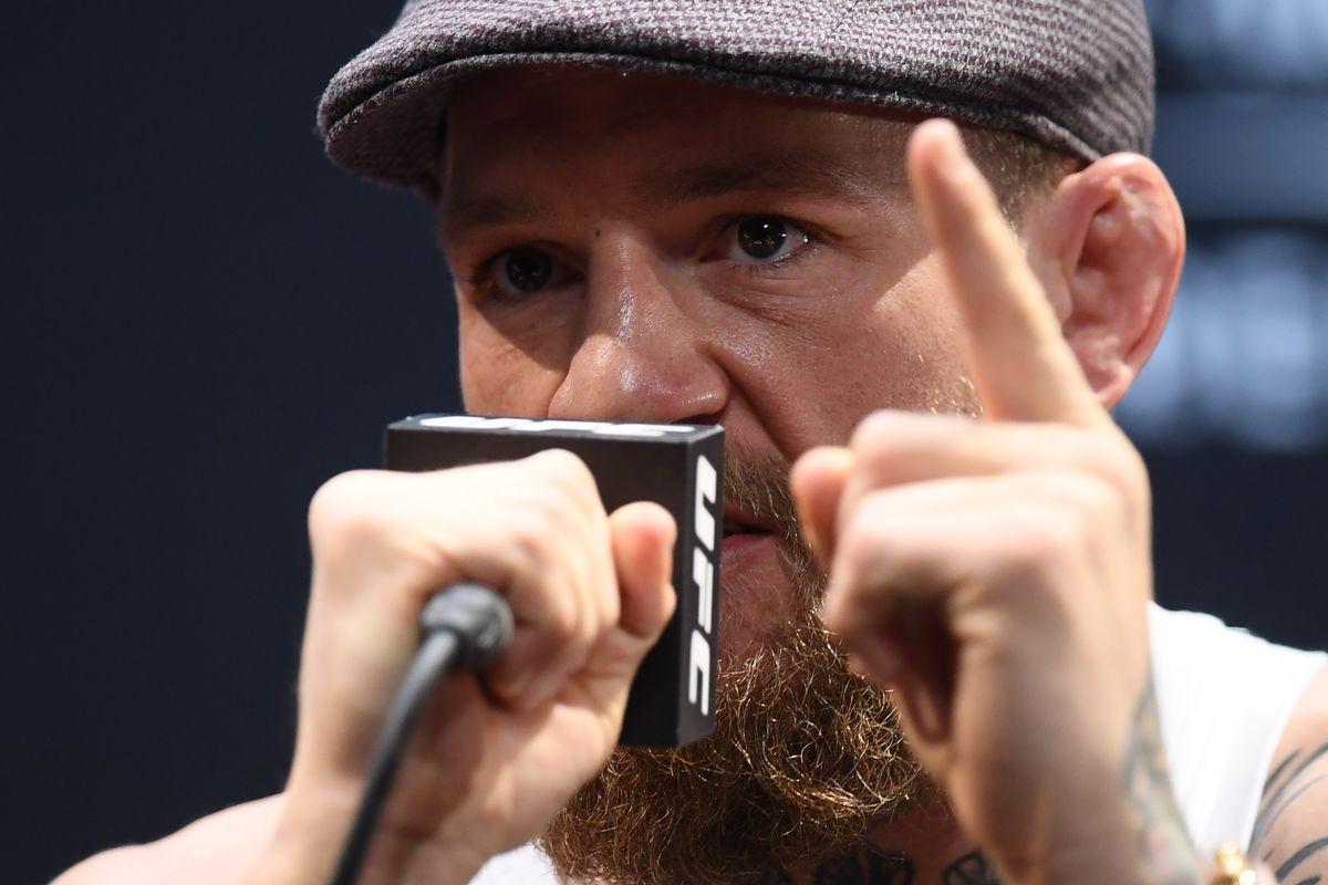 UFC 229 - Press Conference