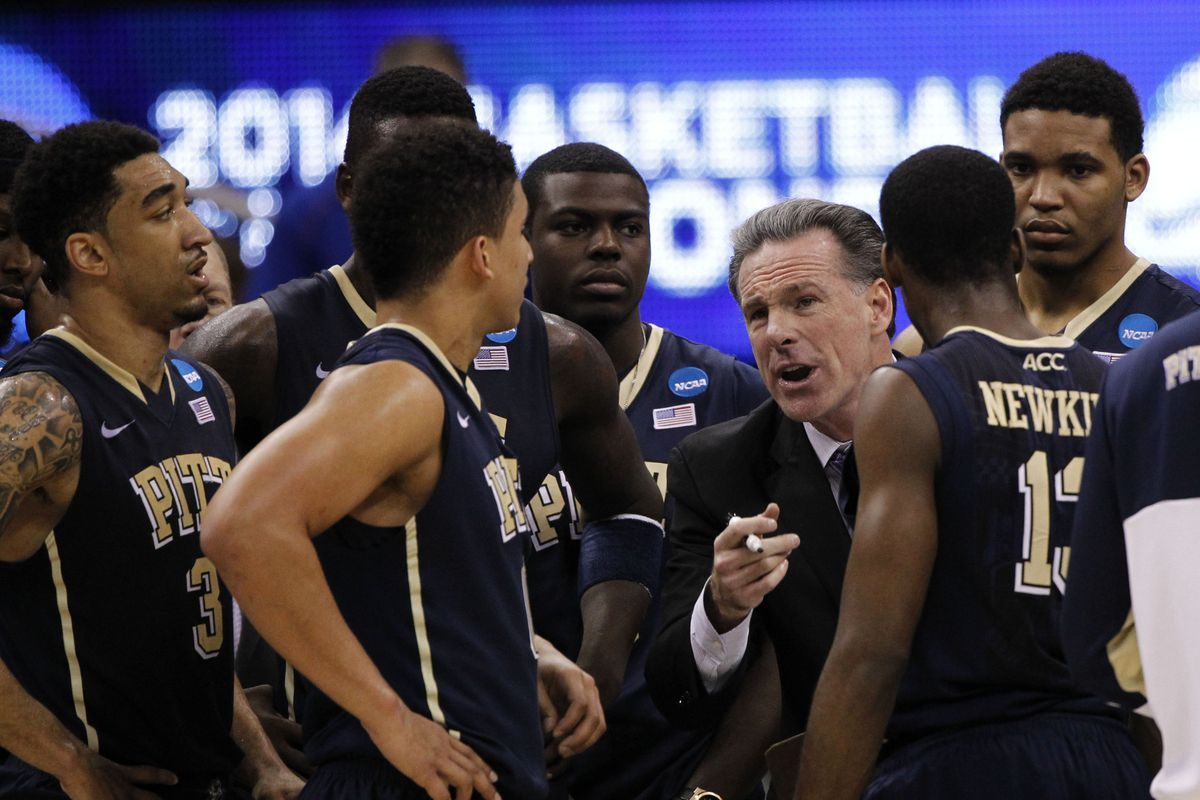 Jamie Dixon and the Panthers wait for your answer.
