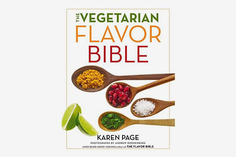 The Flavor Bible cookbook cover