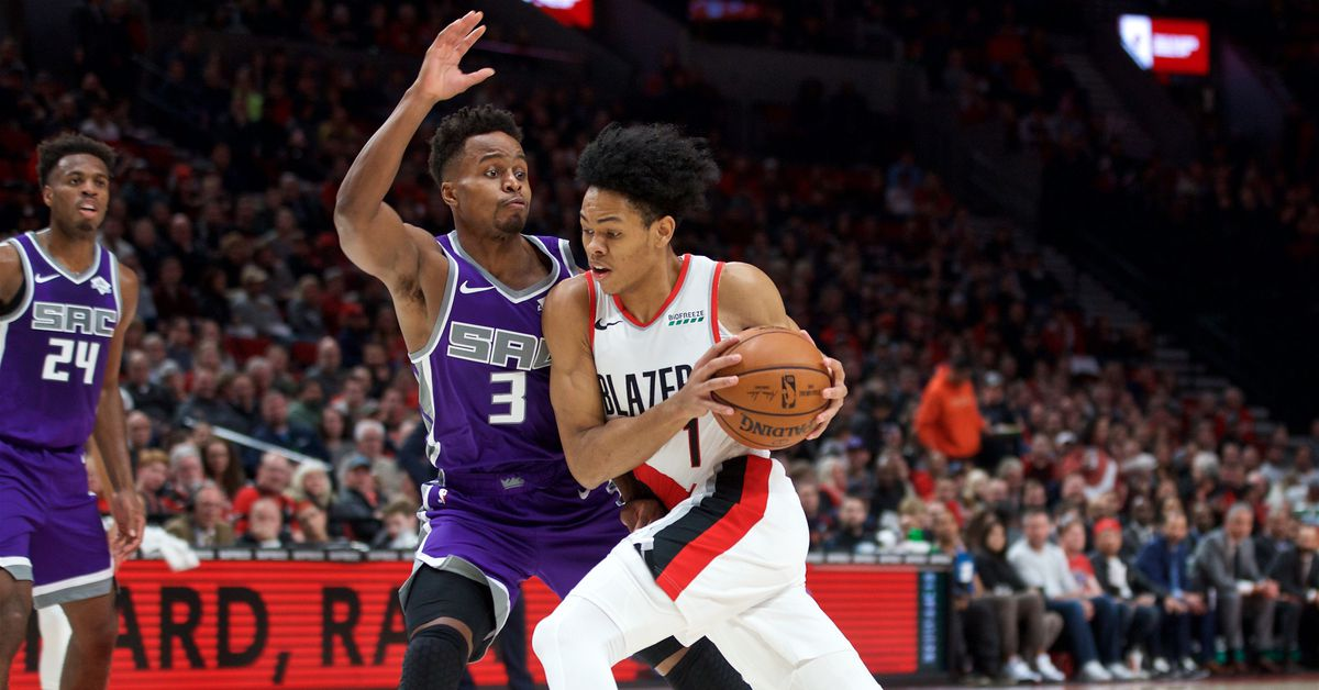 Trail Blazers Play in Fits and Starts, Emerge Victorious vs. Kings - Blazer's Edge