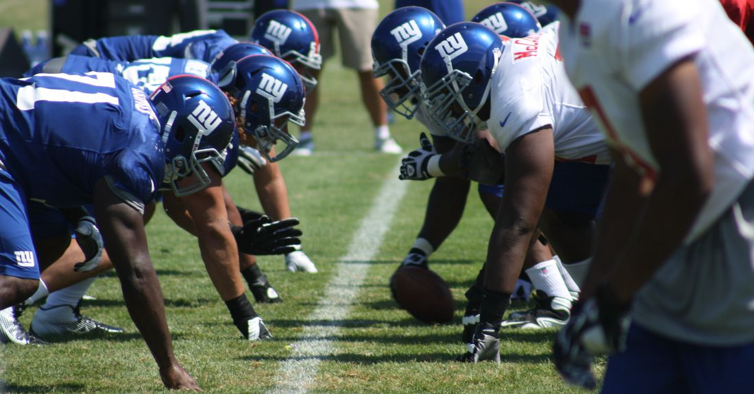 cheap for discount 3905f 960ca With the 2019 NFL Draft in the rear-view mirror, what do the offensive and  defensive depth charts look like for the New York Giants