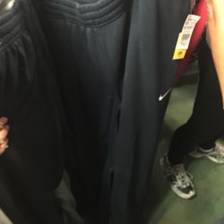 Nike sweatpants, size extra-large, $21.96 (from $45)