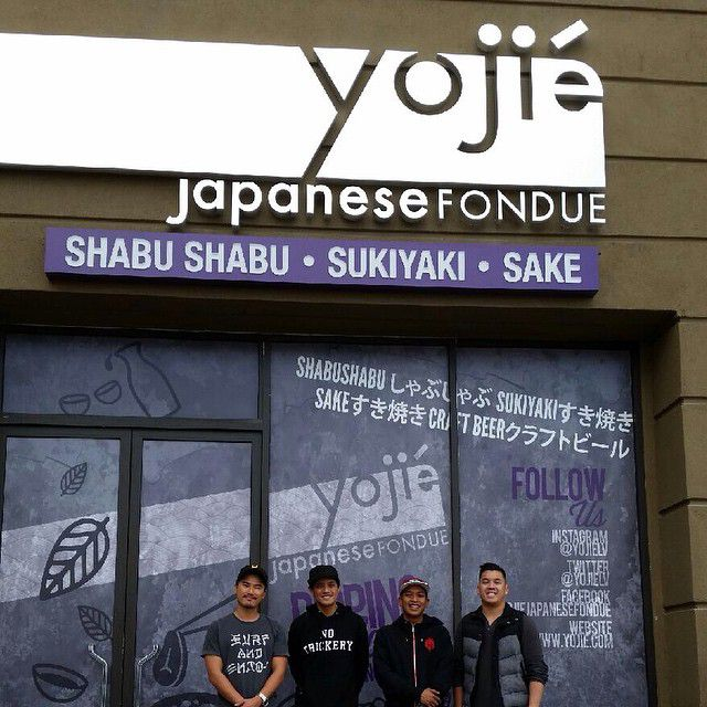 Yojie Japanese Fondue
