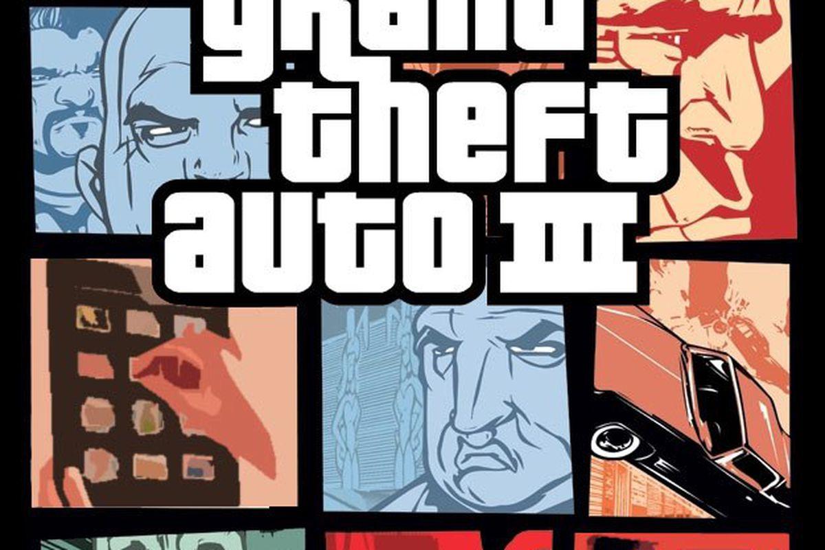 Grand Theft Auto III mobile