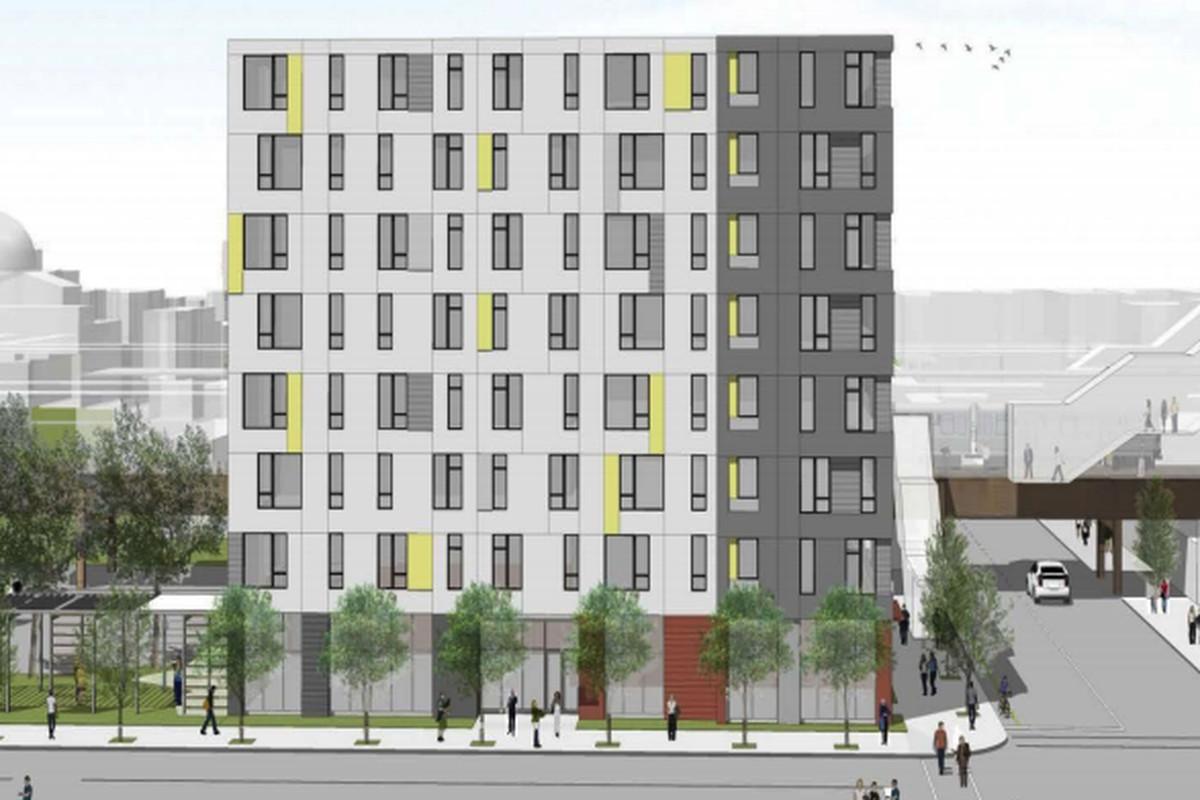 Bronzeville apartment project gets alderman's support