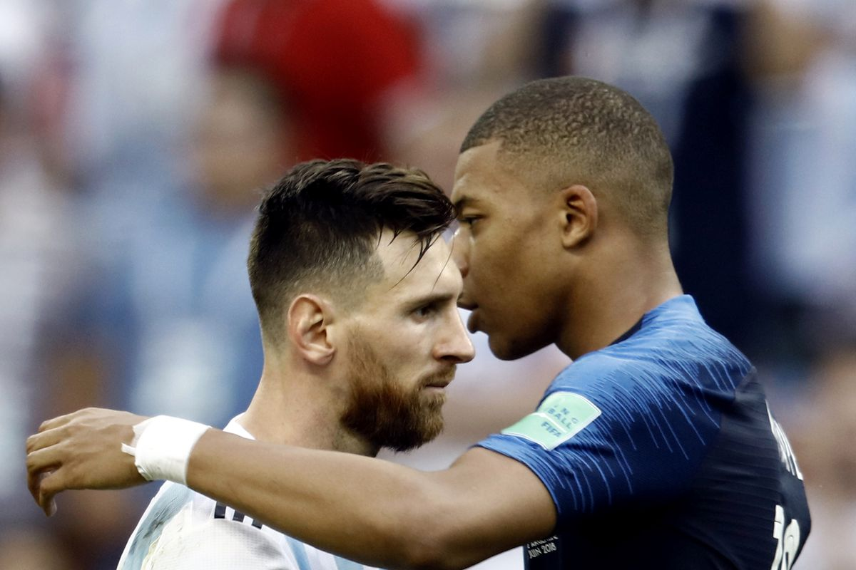 France v Argentina: Round of 16 - 2018 FIFA World Cup