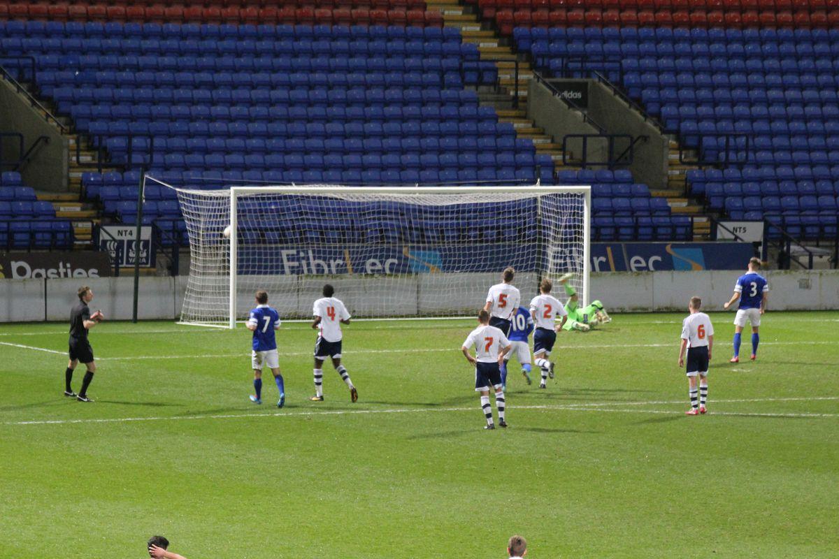 Everton penalty