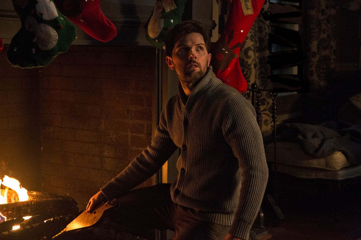 Christmas Horror Story Krampus.Krampus The New Christmas Horror Movie Is Undone By One
