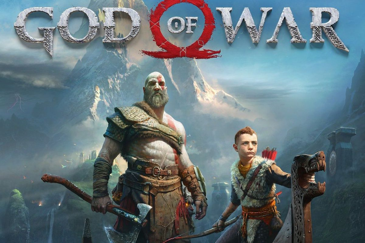 Image result for god of war cover
