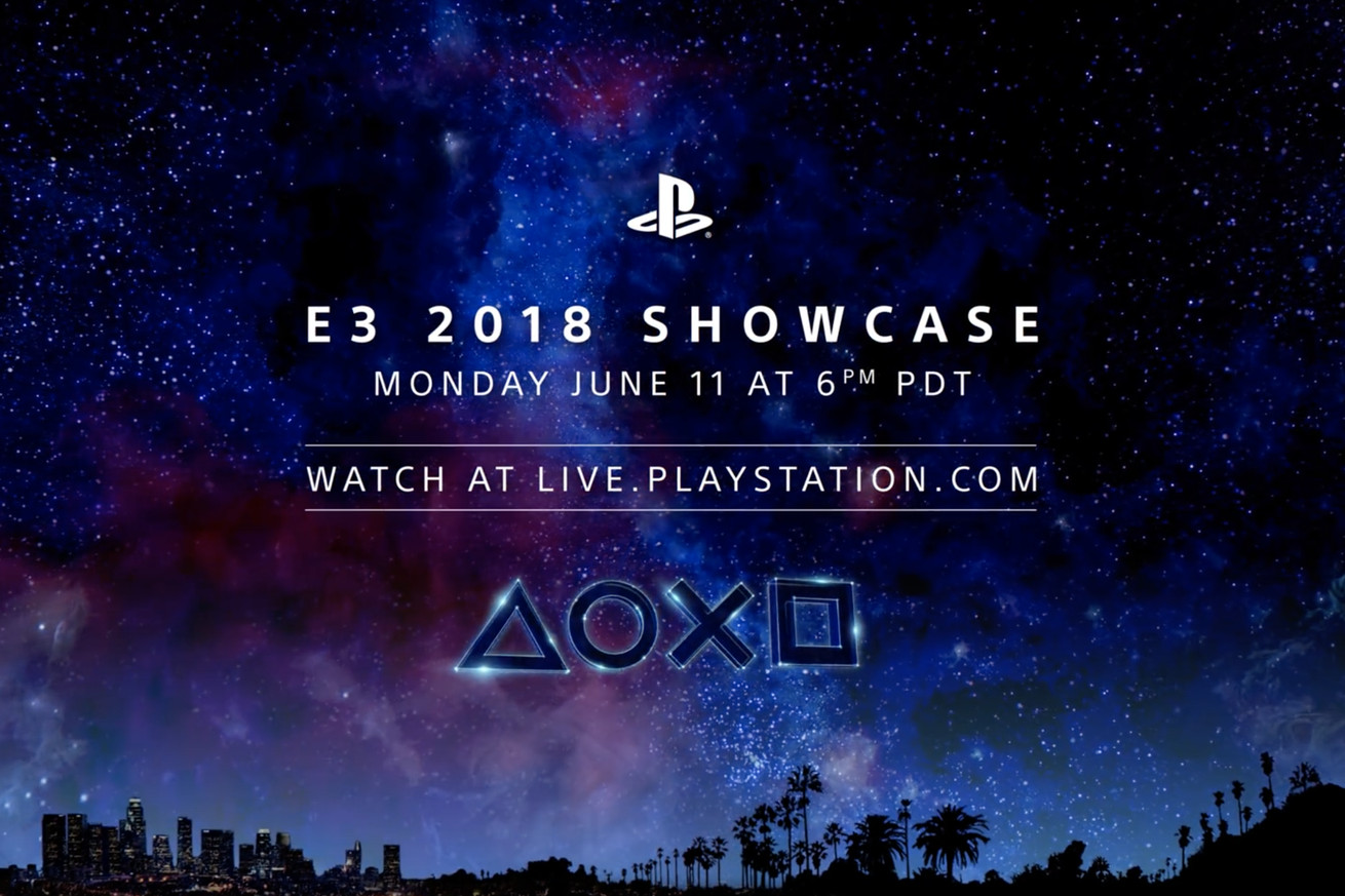 how to watch playstation s e3 2018 showcase