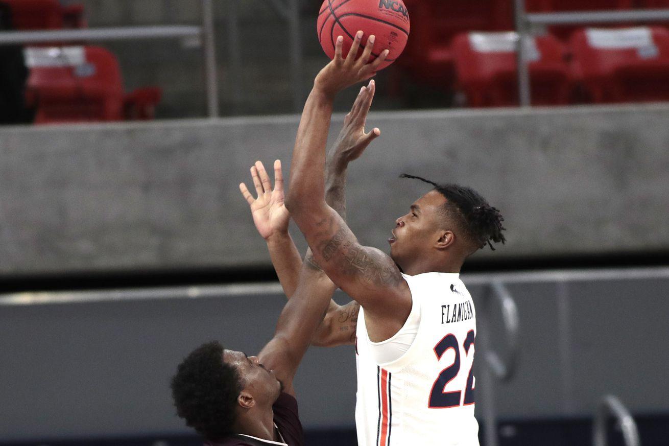 NCAA Basketball: Texas Southern at Auburn
