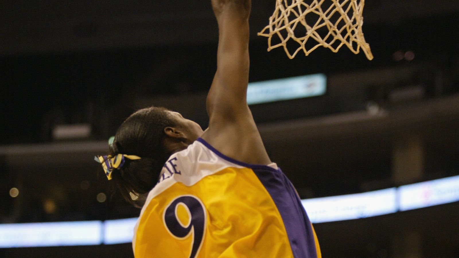 Lisa Leslie: More than just a dunk - Swish Appeal