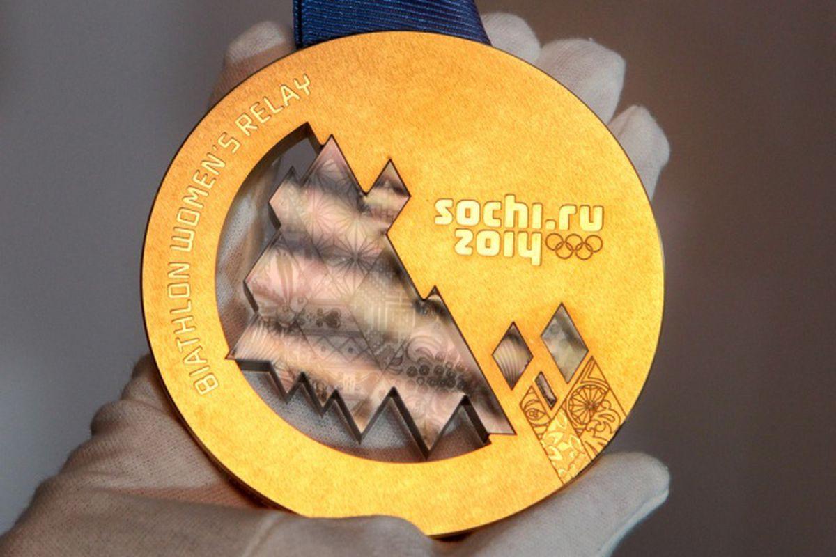 sochi 2014 winter olympics gold medal flickr