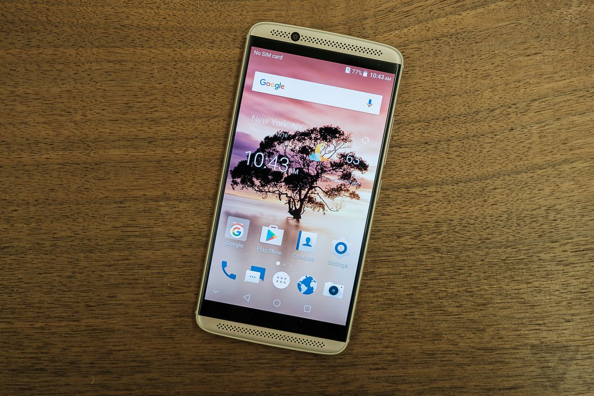 ZTE is opening 23 retail stores this year to boost phone