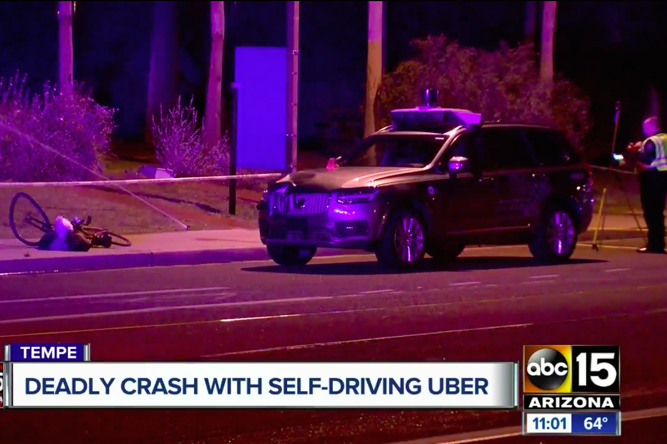 self driving car crashes put a dent in consumer trust poll says