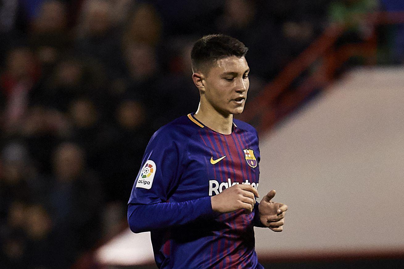 Barcelona sell Jorge Cuenca to Villarreal
