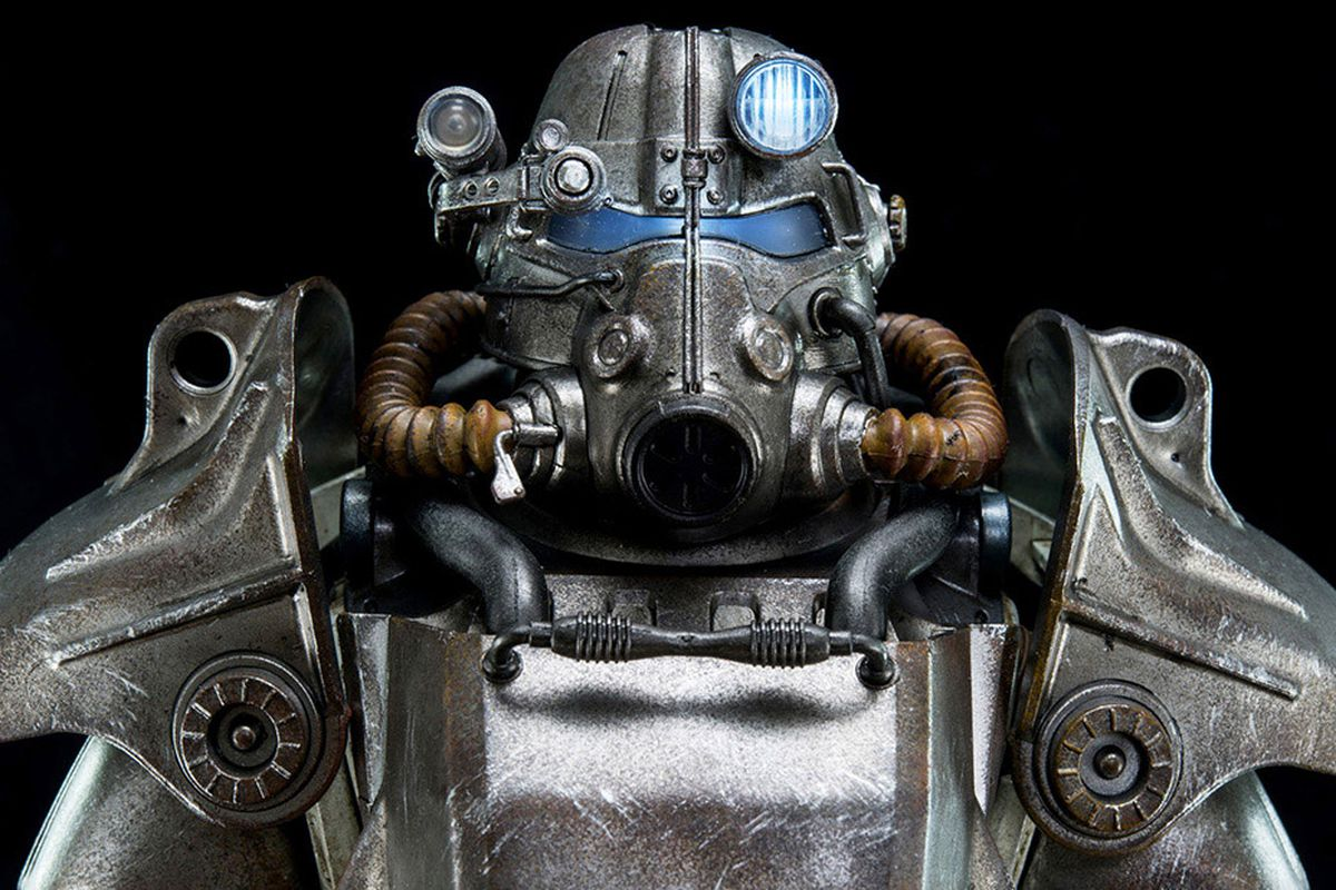 Fallout 4s 380 Power Armor Figure Goes Up For Pre Order