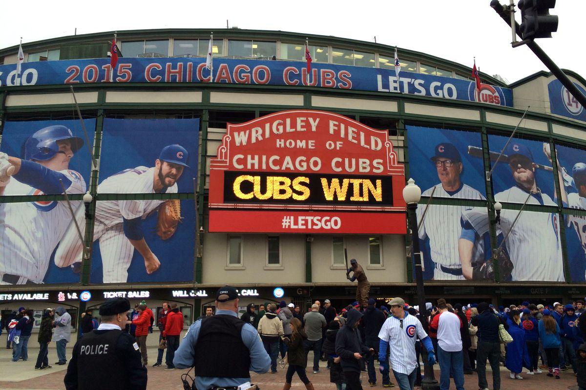 """""""Cubs Win"""" Wins!"""