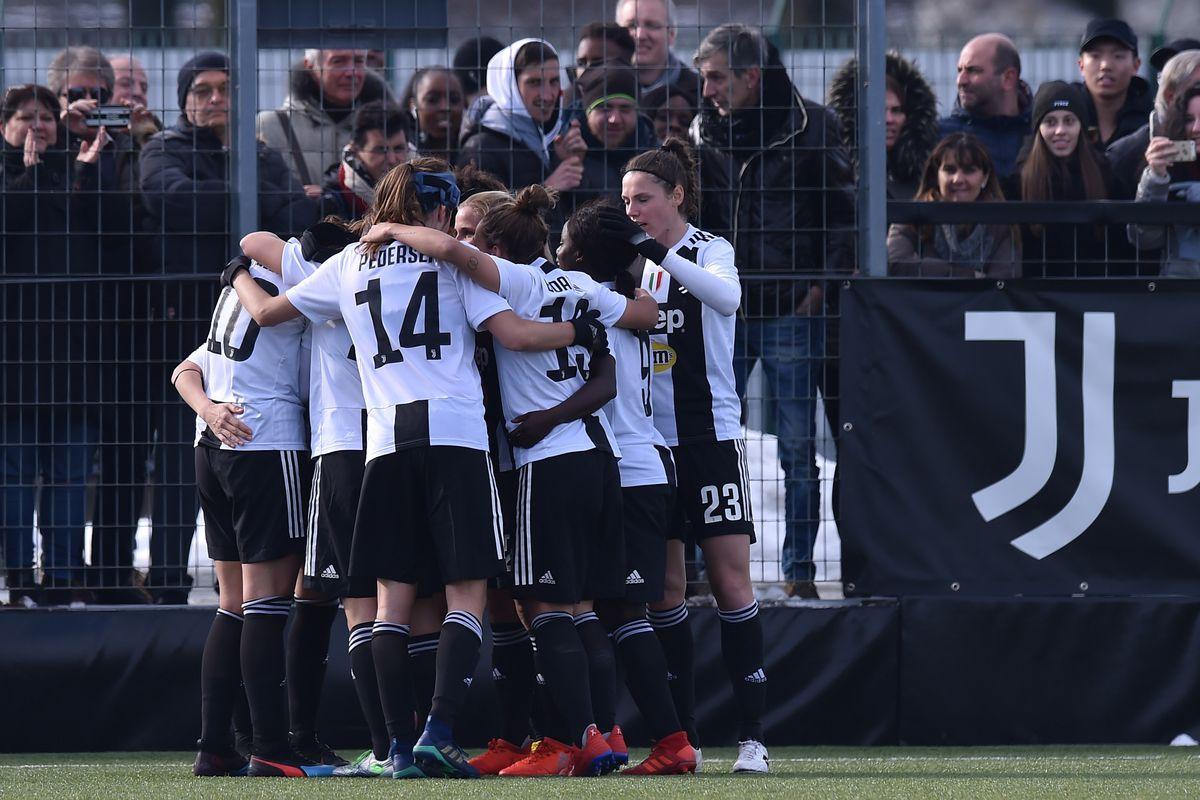 Juventus Women v AS Roma - Women Serie A