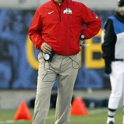 Urban Meyer is not amused.