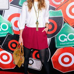 NEW YORK, NY - MARCH 10:  Lake Bell attends the GO International Designer Collective Launch at the Ace Hotel on March 10, 2011 in New York City.  (Photo by Andrew H. Walker/Getty Images) *** Local Caption *** Lake Bell