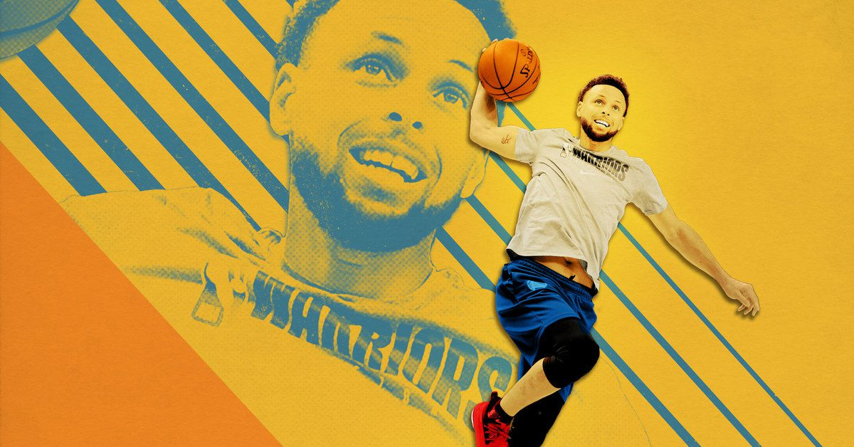 Steph Curry Reboots the Warriors' Lost Season - The Ringer
