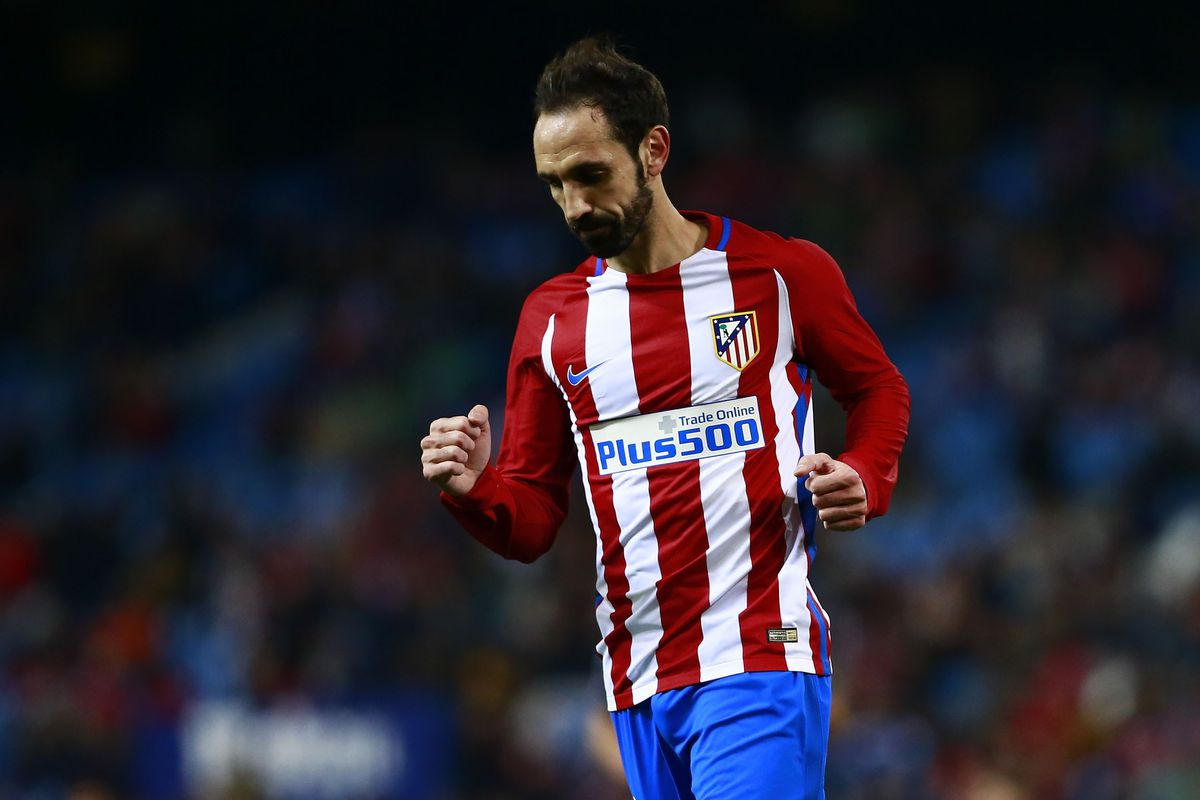 Juanfran Is The Key To Atlético S Second Half Into The Calderon