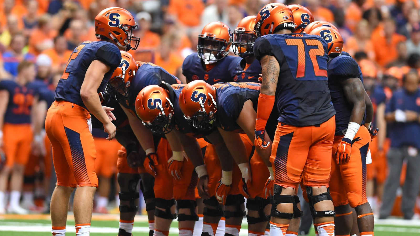Syracuse Football: Eric Dungey Starting at QB is Only Depth Chart Change vs. Wake Forest - Troy ...