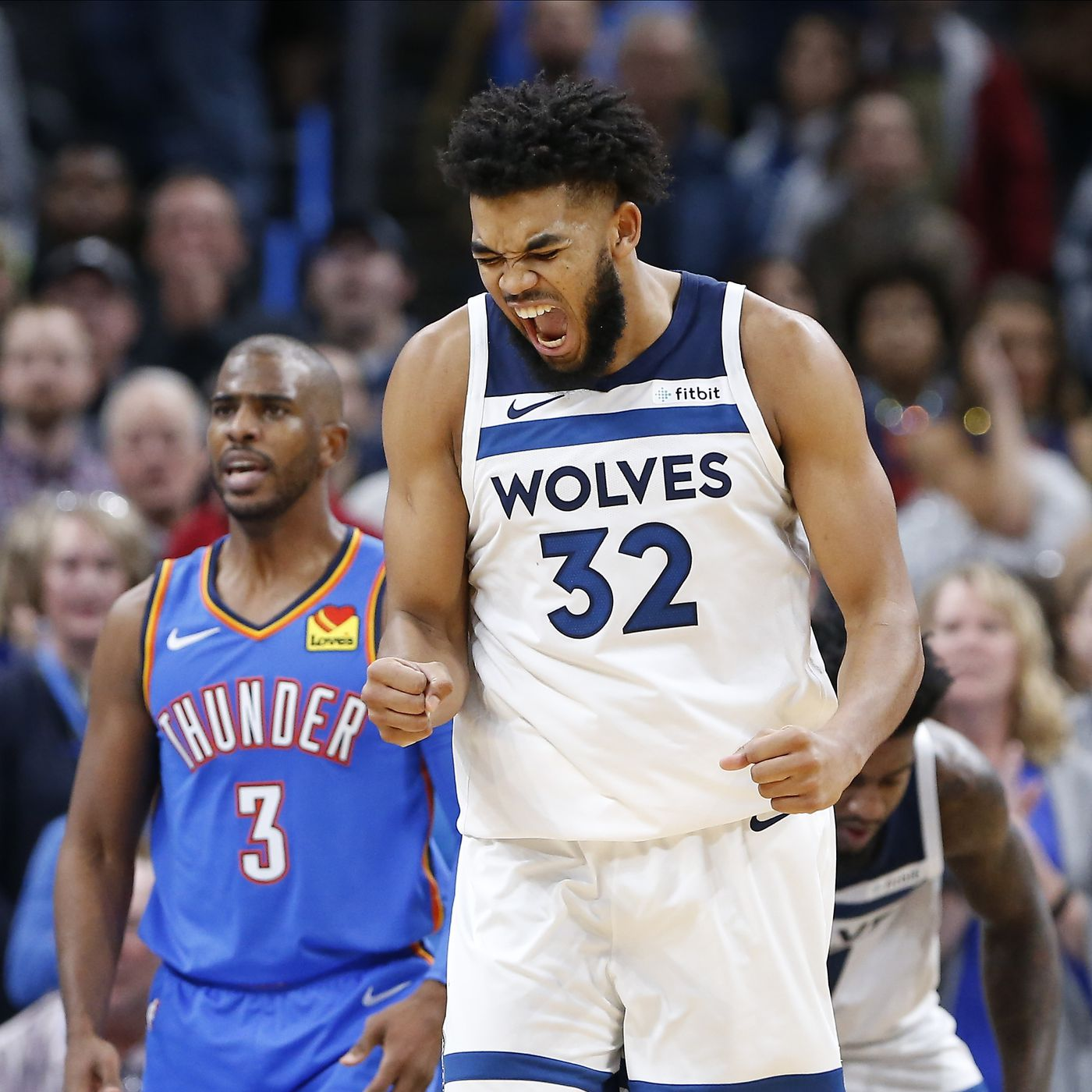 Thunder Cp3 Send Condolences After Timberwolves Karl Anthony Towns Mother Passes Away Welcome To Loud City