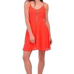 "Red criss cross dress, <a href=""http://shopblush.com/shop/clothes/BLB02055-red-criss-cross-dress#.Uzzwv61dVi4"">$60</a>"