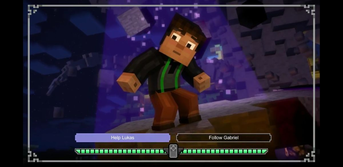 jesse, the main character of minecraft: story mode