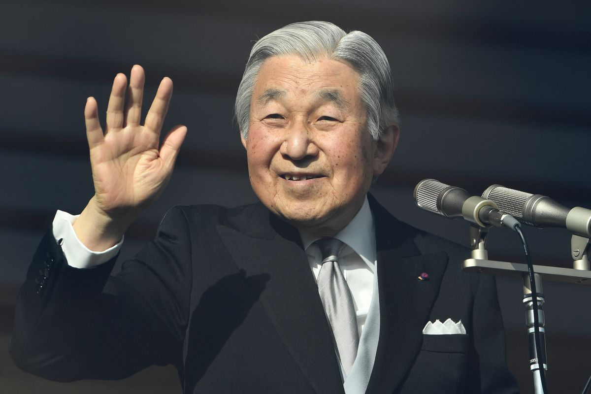 Japan passes landmark bill for Emperor Akihito to abdicate