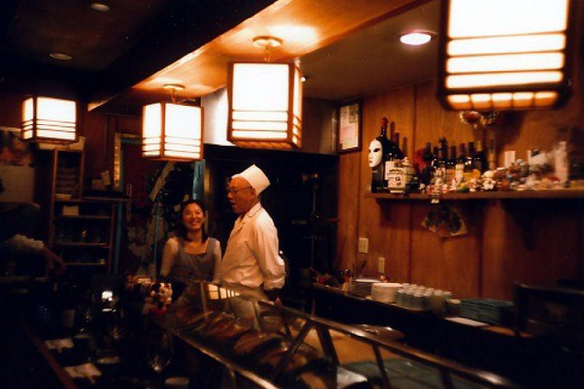 Pair that sushi with wine at Shibucho.