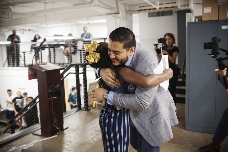 _MG_0800 Progressives want Abdul El-Sayed's campaign for Michigan governor to be their next big victory