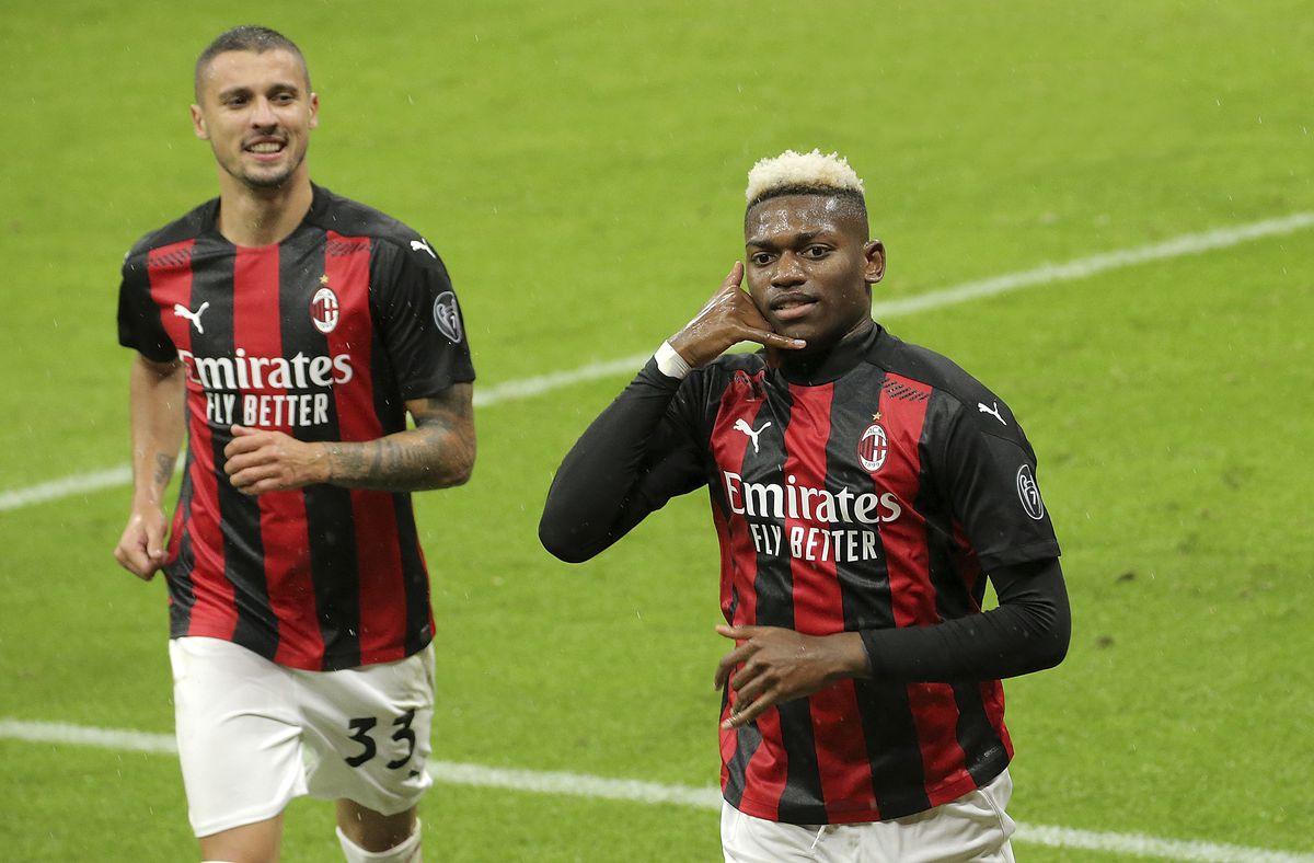 AC Milan v Spezia Calcio - Serie A