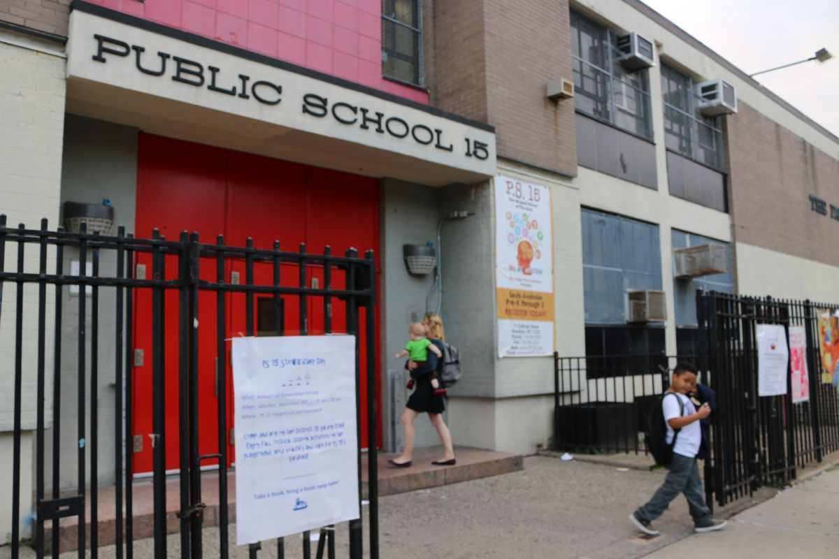 Attendance zones around seven elementary schools in Brooklyn's District 15 could change to address enrollment issues and help spur integration.