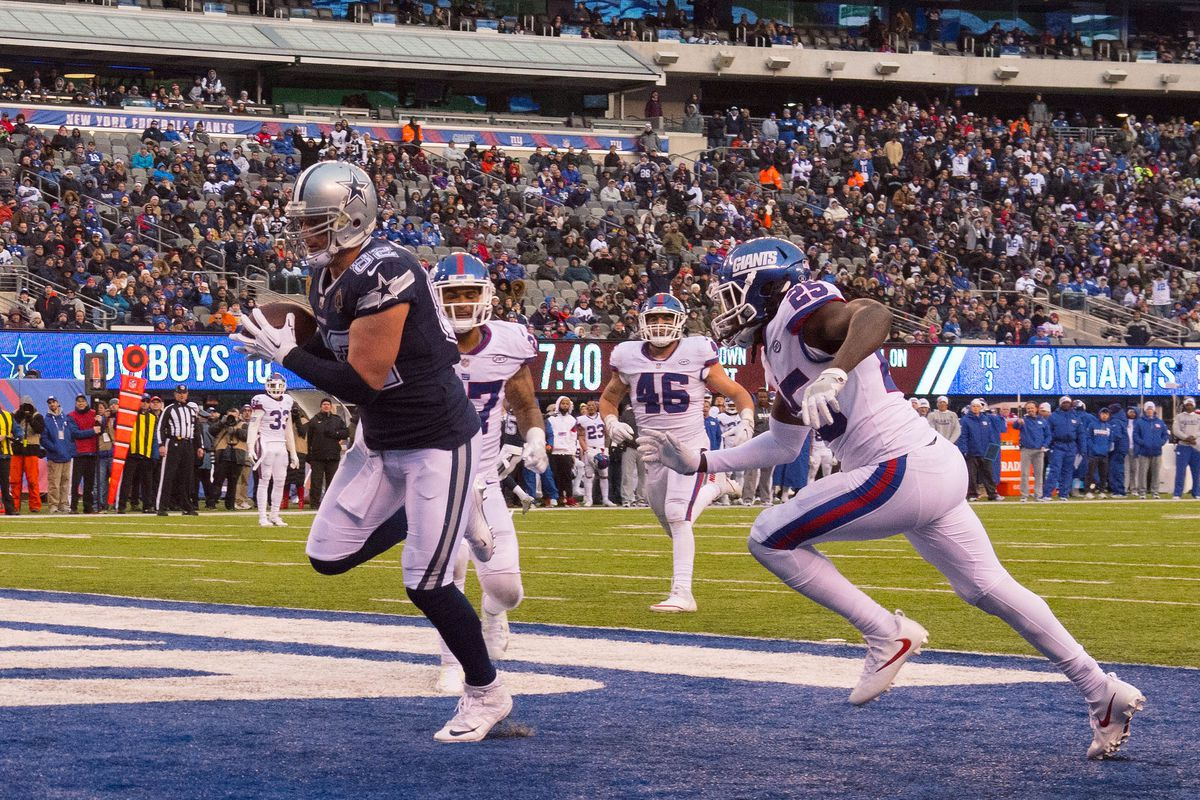 Cowboys   Giants  Five critical plays that shaped the game ... 8b579400e
