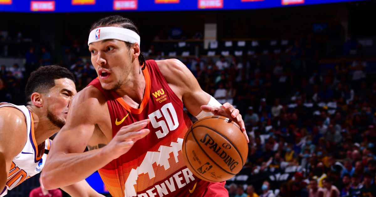 Aaron Gordon signs 4-year, $92 million extension with Denver Nuggets