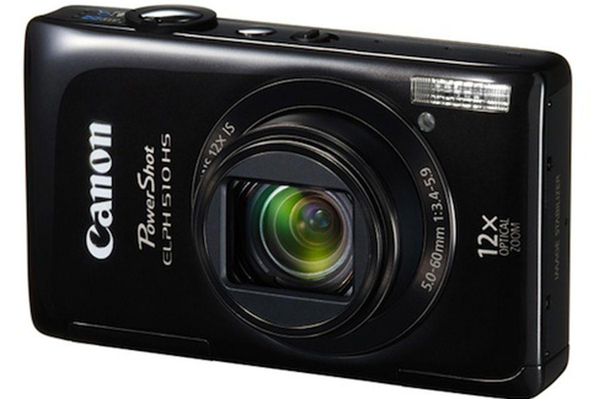 Canon's ELPH 510HS.