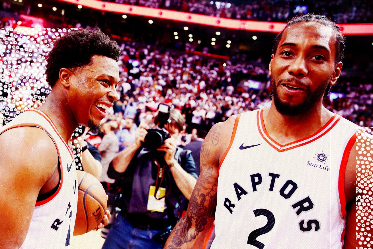 Why the Raptors are gonna win.0 - 6 reasons the Raptors can and will beat the Warriors