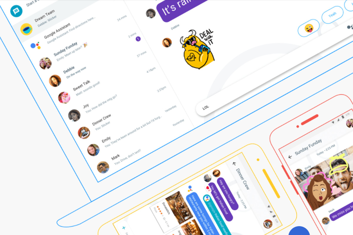 Here's how to make a desktop client for Google Allo