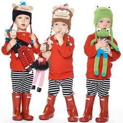 Zubels Animal Hats & Dolls, $28 to $32