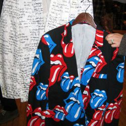 The iconic Rolling Stone blazer for men, reduced from $1370 to $411.