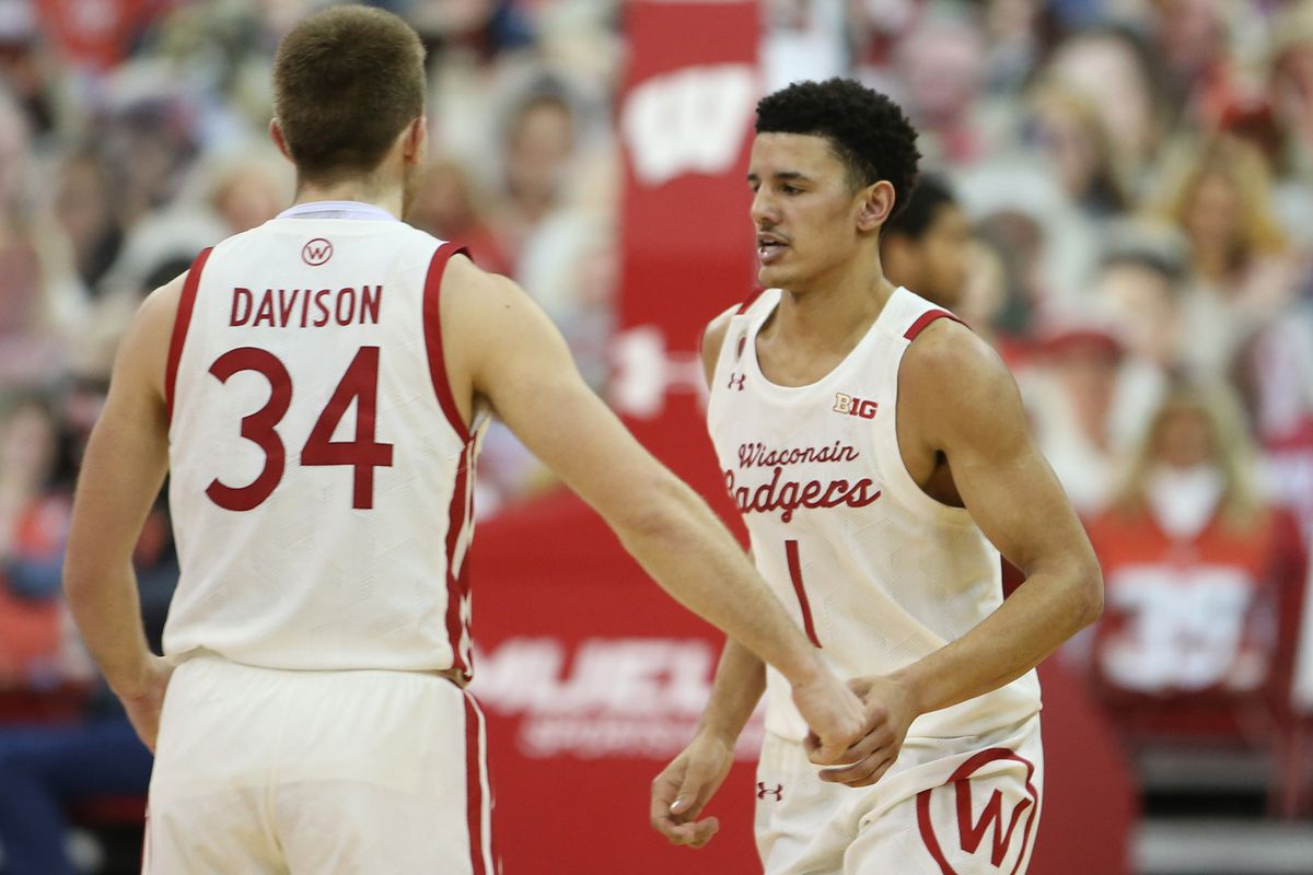 NCAA Basketball: Penn State at Wisconsin