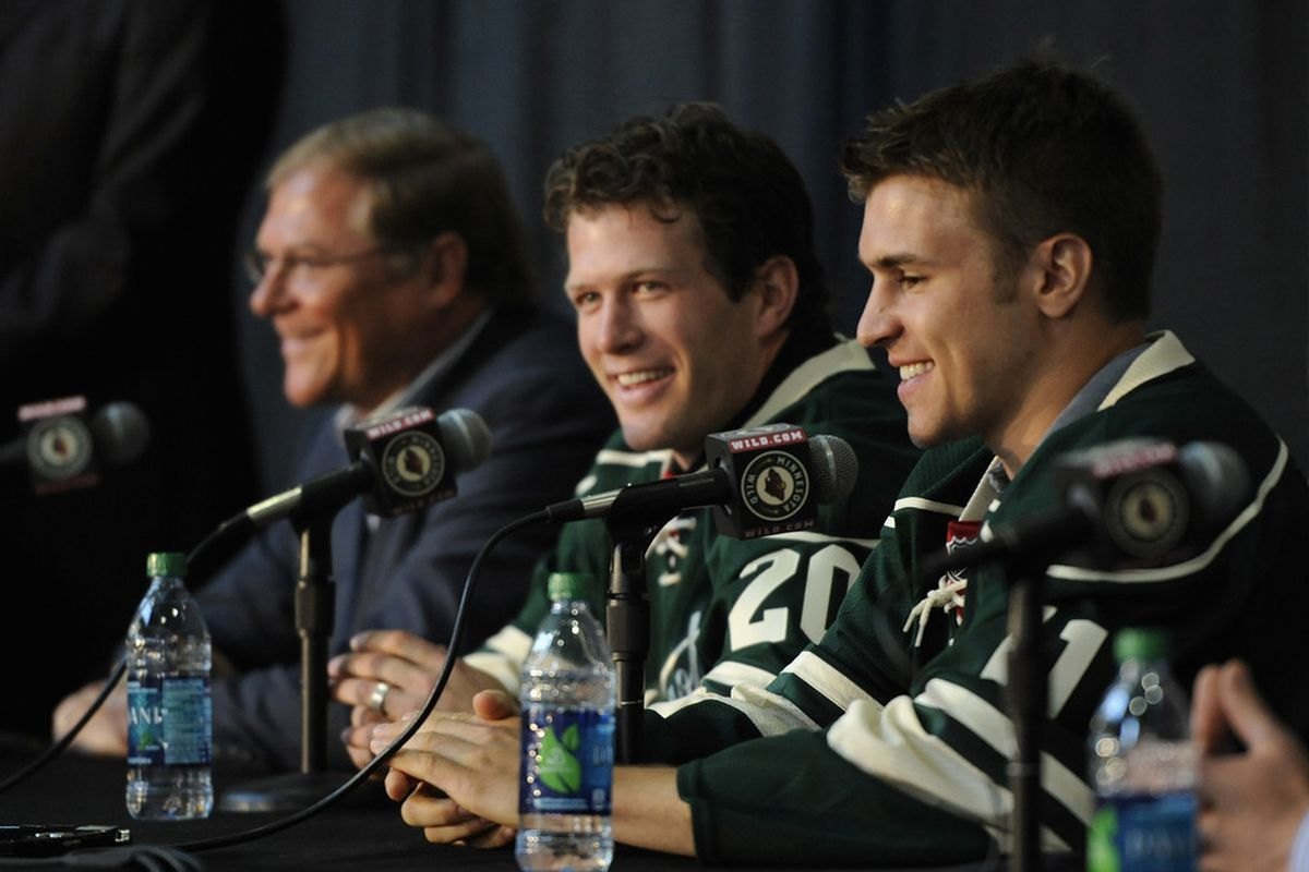 Will there soon be more smiles around the NHL? Hold your horses for just a bit.