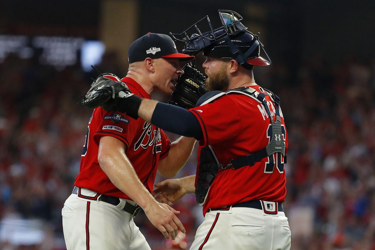 Divisional Series - St Louis Cardinals v Atlanta Braves - Game Two