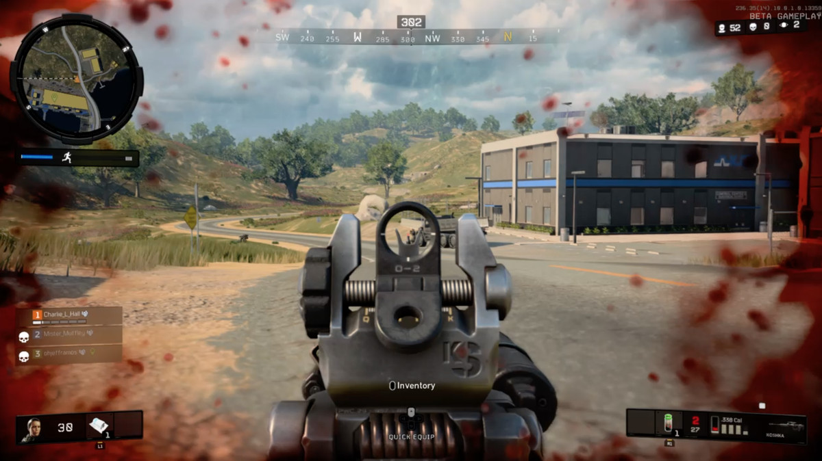 Blackout Call Of Duty Black Ops 4 S Battle Royale Mode Expands
