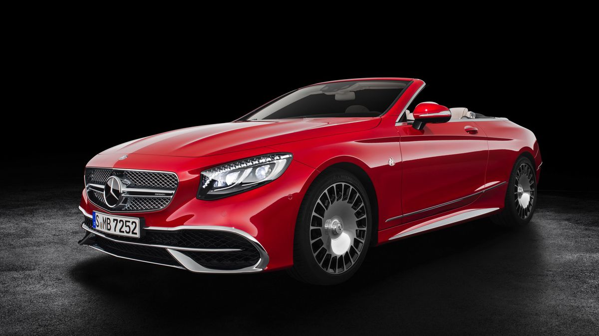 the new mercedes-maybach s 650 could be the ultimate luxury