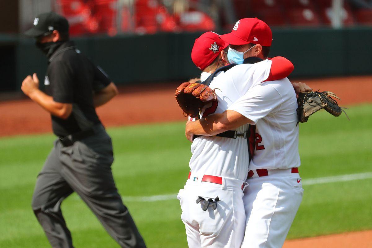 Cleveland Indians v St Louis Cardinals